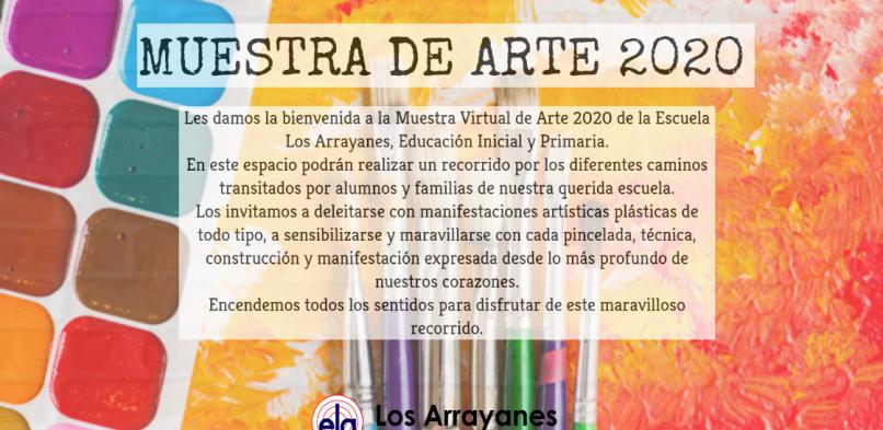 Muestra de Arte 2020