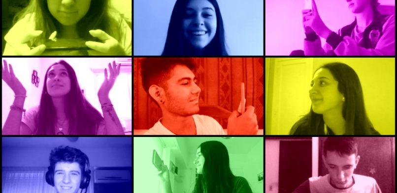 CuarentELA · Muestra fotográfica virtual a cargo de 4º año Ed. Secundaria